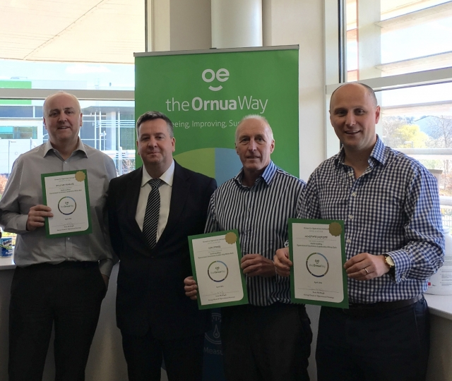 The Ornua Way Operational Excellence Leadership Training